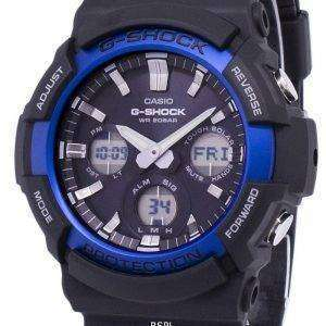 Casio G-Shock Tough Solar Analog Digital 200M GAS-100B-1A2 GAS100B-1A2 Men's Watch