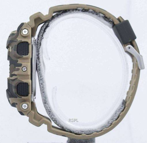 Casio G-Shock Digital Camouflage Series GD-120CM-5 Mens Watch