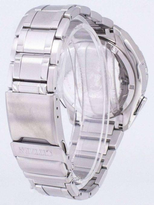 Citizen Promaster Eco-Drive Chronograph 200M Japan Made JW0121-51E Men's Watch