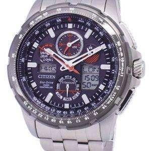 Citizen Promaster Sky Eco-Drive Titanium 200M JY8069-88E Men's Watch