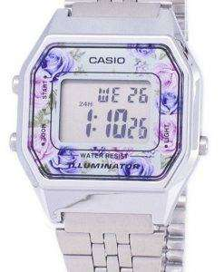 Casio Youth Vintage Illuminator Quartz Digital LA680WA-2C Women's Watch