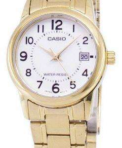 Casio Analog Quartz LTP-V002G-7B LTPV002G-7B Women's Watch
