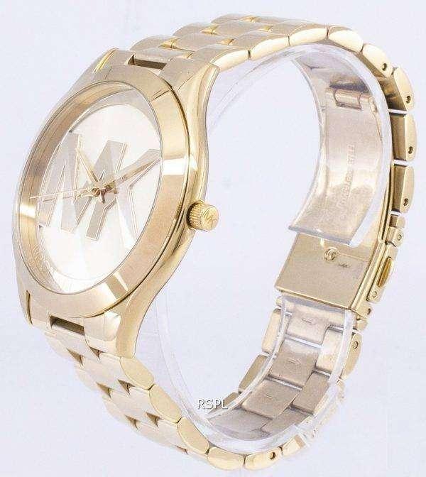 Michael Kors Slim Runway Quartz MK3739 Women's Watch
