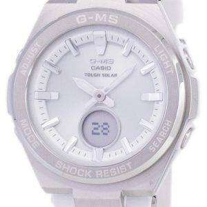 Casio G-MS Tough Solar Shock Resistant Analog Digital MSG-S200-7A MSGS200-7A Women's Watch