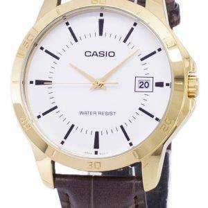 Casio Analog Quartz MTP-V004GL-7A MTPV004GL-7A Men's Watch