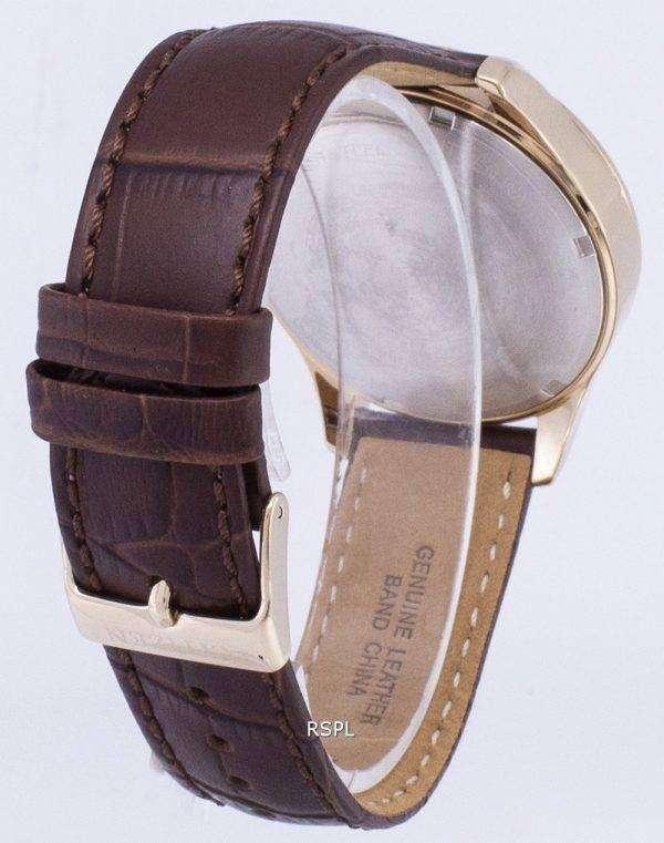 Citizen Analog Automatic NH8363-14A Men's Watch