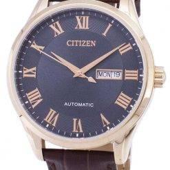 Citizen Analog Automatic NH8363-14H Men's Watch