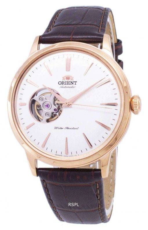 Orient Classic Bambino Automatic Open Heart Japan Made RA-AG0001S00C Men's Watch