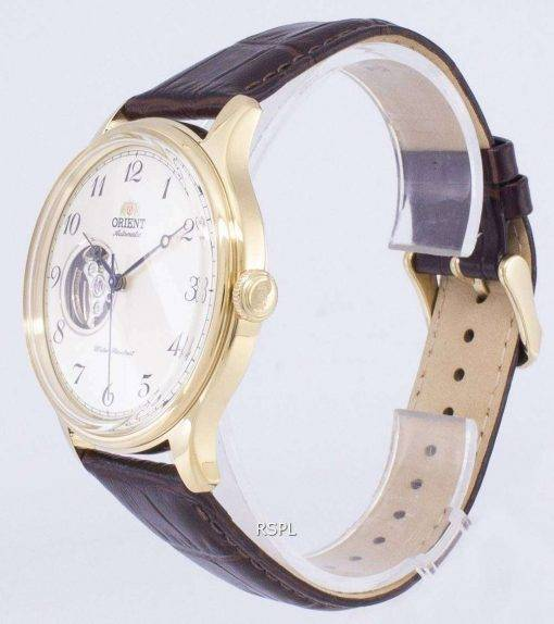 Orient Classic Analog Open Heart Automatic Japan Made RA-AG0013S00C Men's Watch