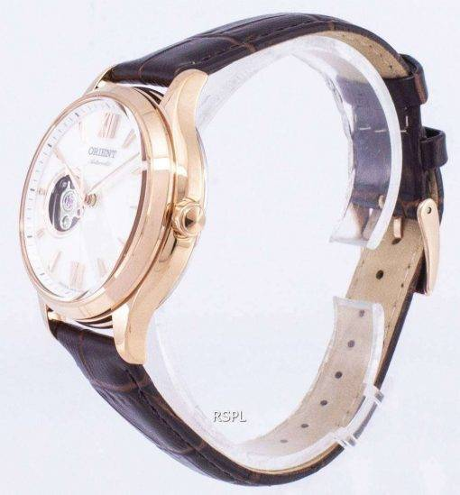 Orient Analog Automatic Open Heart Japan Made RA-AG0022A00C Men's Watch