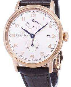 Orient Star Power Reserve Automatic Japan Made RE-AW0003S00B Men's Watch