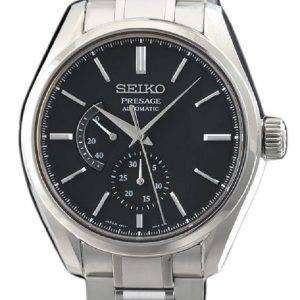 Seiko Presage SARW043 Power Reserve Automatic Japan Made Men's Watch