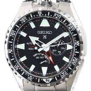 Seiko Prospex SBEJ001 Landmaster GMT Power Reserve 200M Japan Made Men's Watch