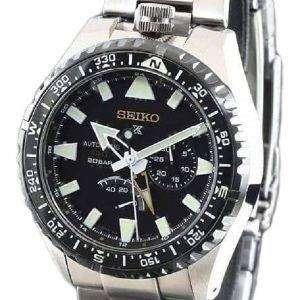 Seiko Prospex SBEJ003 Landmaster Limited Edition GMT 200M Japan Made Men's Watch