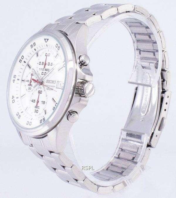 Seiko Chronograph Quartz SKS623 SKS623P1 SKS623P Men's Watch