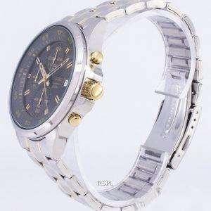Seiko Chronograph Quartz SKS631 SKS631P1 SKS631P Men's Watch