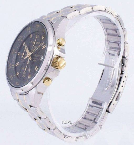 Seiko Chronograph Quartz SKS631 SKS631P1 SKS631P Men's Watch