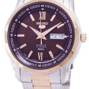 Seiko 5 Classic Automatic Japan Made SNKP18 SNKP18J1 SNKP18J Men's Watch