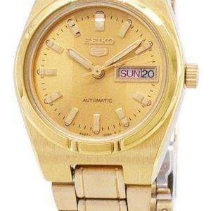 Seiko 5 Analog Automatic SYM600 SYM600K1 SYM600K Women's Watch