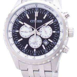 Citizen Analog AN8061-54E Chronograph Tachymeter Quartz Men's Watch