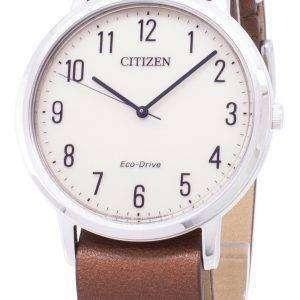 Citizen Eco-Drive BJ6501-28A Analog Men's Watch