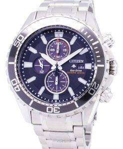 Citizen Promaster Eco-Drive CA0711-80H Chronograph 200M Men's Watch