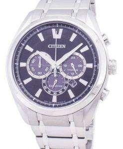 Citizen Eco-Drive CA4010-58E Chronograph Titanium Men's Watch