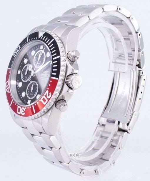 Invicta Pro Diver 1770 Chronograph Quartz 200M Men's Watch