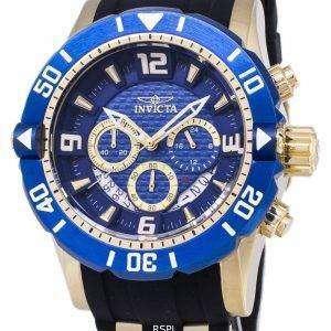 Invicta Pro Diver 23704 Chronograph Quartz 200M Men's Watch