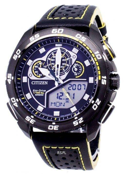 Citizen Promaster Eco-Drive JW0125-00E Chronograph 200M Men's Watch