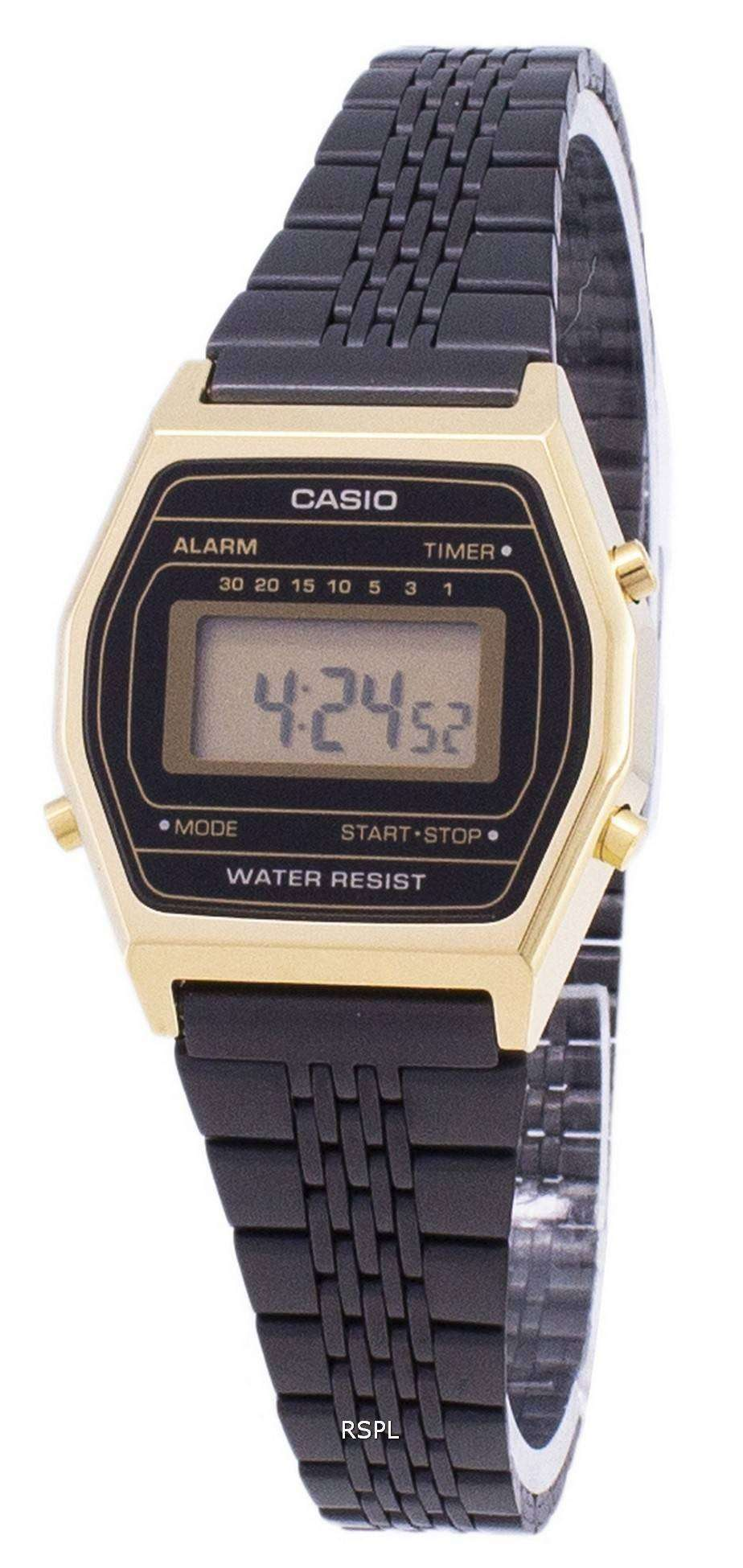 7c8e34e43fd5 Casio Vintage LA690WGB-1 Digital Women s Watch - ZetaWatches