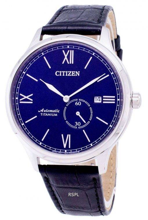Citizen Analog NJ0090-21L Automatic Men's Watch