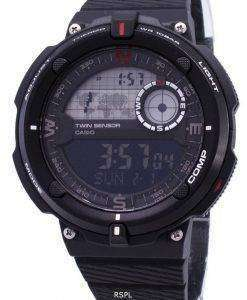Casio Outdoor SGW-600H-1B Twin Sensor Digital Quartz Men's Watch