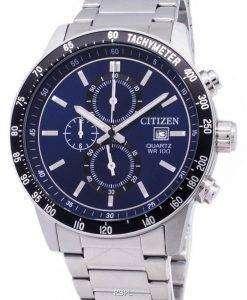 Citizen Chronograph AN3600-59L Tachymeter Quartz Men's Watch