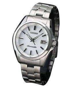 Citizen Eco-Drive AQ4030-51A Titanium Japan Made Men's Watch