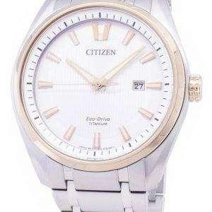 Citizen Eco-Drive AW1244-56A Titanium Men's Watch