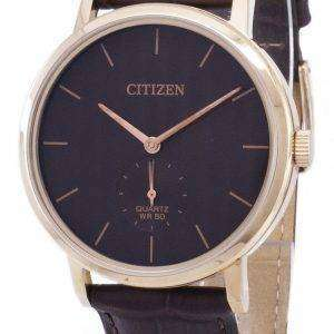 Citizen Quartz BE9173-07X Analog Men's Watch
