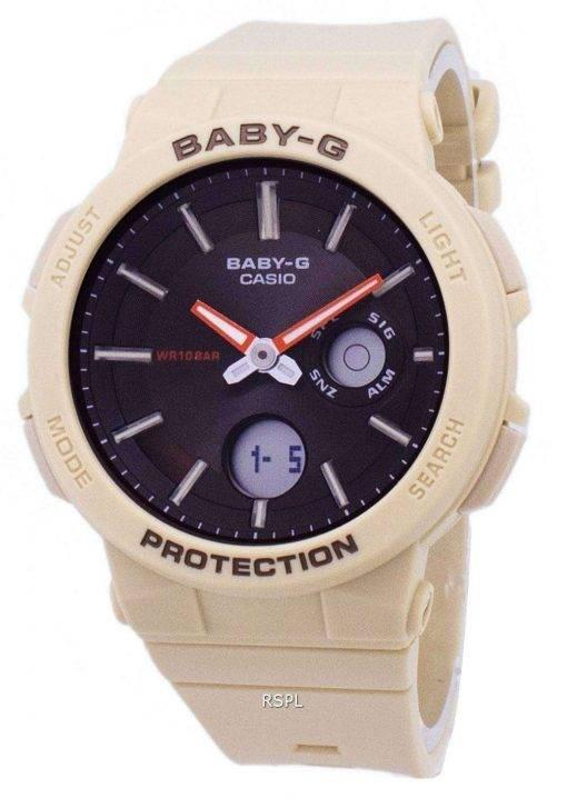 Casio Baby-G BGA-255-5A BGA255-5A Neon Illuminator Analog Digital Women's Watch