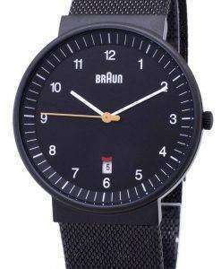 Braun Classic BN0032BKBKMHG Analog Quartz Men's Watch
