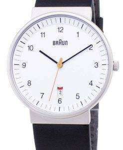 Braun Classic BN0032WHBKG Analog Quartz Men's Watch