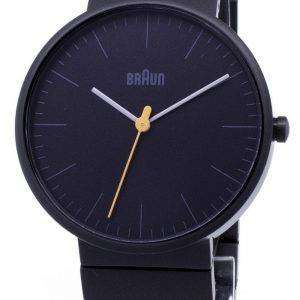 Braun Classic BN0171BKBKG Analog Quartz Unisex Watch