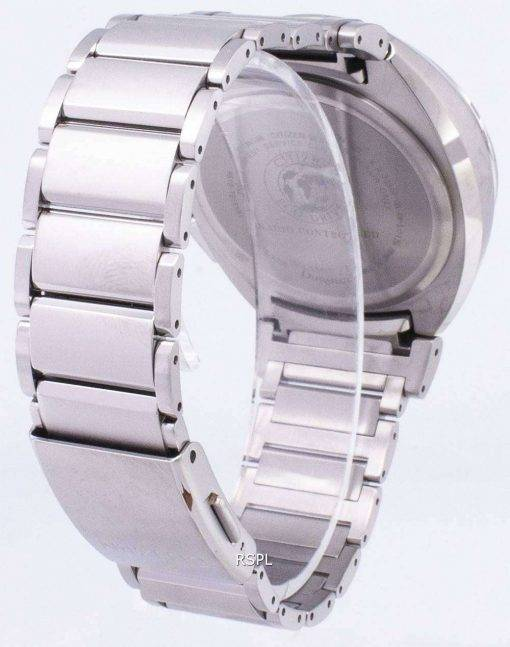 Citizen Attesa Eco-Drive BY0020-59E Titanium Analog Men's Watch