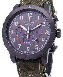 Citizen Eco-Drive CA4098-14H Chronograph Analog Men's Watch
