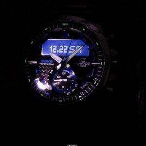 Casio Edifice ECB-800D-1A Tough Solar Bluetooth Illuminator Men's Watch