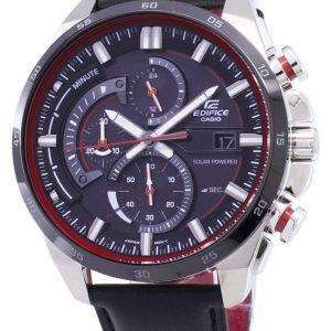 Casio Edifice EQS-600BL-1A  Solar Chronograph Men's Watch
