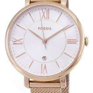 Fossil Jacqueline ES4352 Analog Quartz Women's Watch
