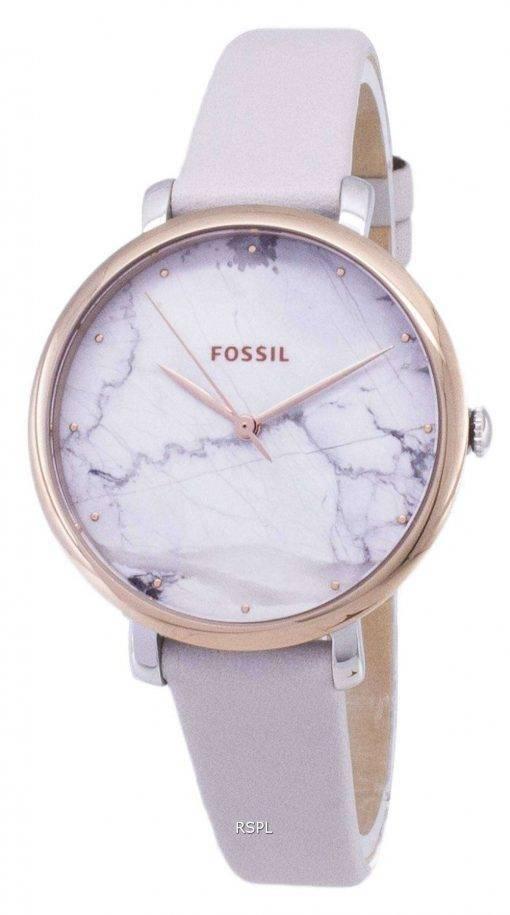 Fossil Jacqueline ES4377 Quartz Analog Women's Watch
