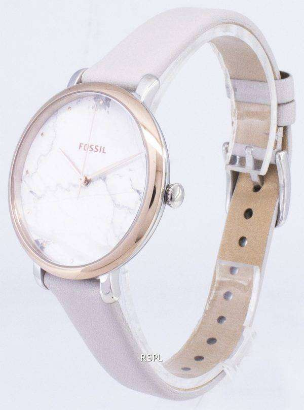 Fossil Jacqueline ES4377 Quartz Analog Women's Watch