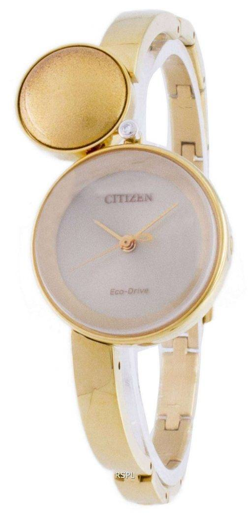 Citizen Eco-Drive EW5492-53P Analog Women's Watch