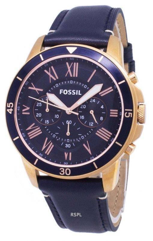 Fossil Grant Sport Chronograph Quartz FS5237 Men's Watch